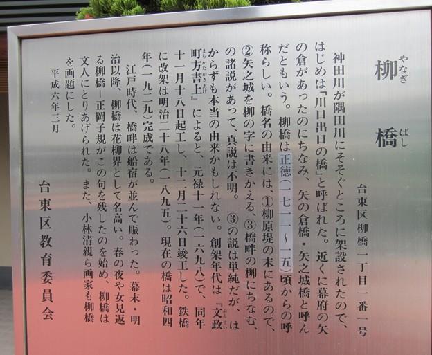 11.03.24.柳橋(台東区柳橋)