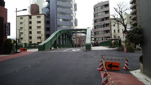 柳橋(台東区柳橋)北詰