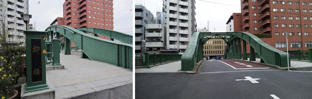 11.03.24.柳橋(中央区東日本橋より)南詰