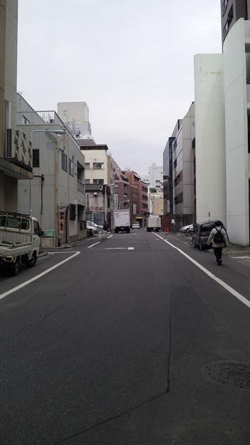 Photos: 柳橋(台東区柳橋)北へ