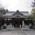 Photos: 鳥越神社(台東区鳥越)拝殿