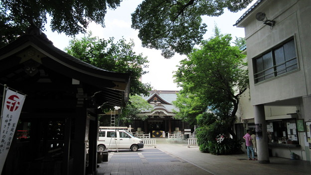 鳥越神社(台東区鳥越)