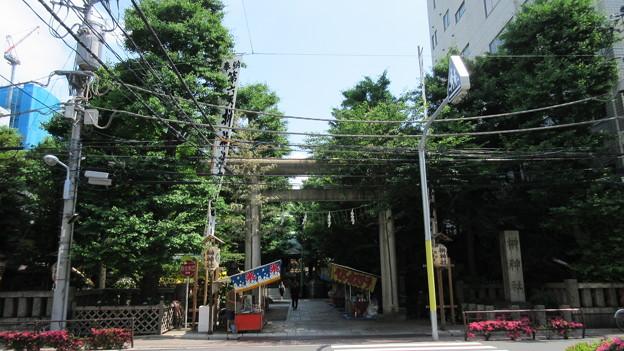 15.05.31.第六天榊神社(台東区蔵前)