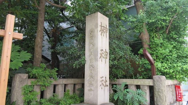 第六天榊神社(台東区蔵前)