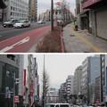 Photos: 11.03.24.蔵前一丁目交差点(台東区蔵前)より南北