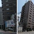 15.05.31.蔵前一丁目交差点(台東区蔵前)より東