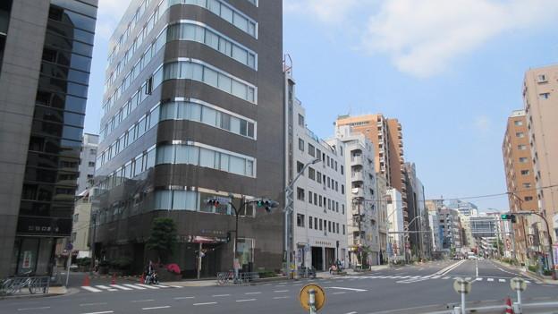 ユウレイハシ跡(台東区蔵前)