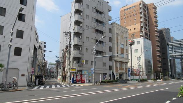 織田伊賀守屋敷跡(台東区蔵前)
