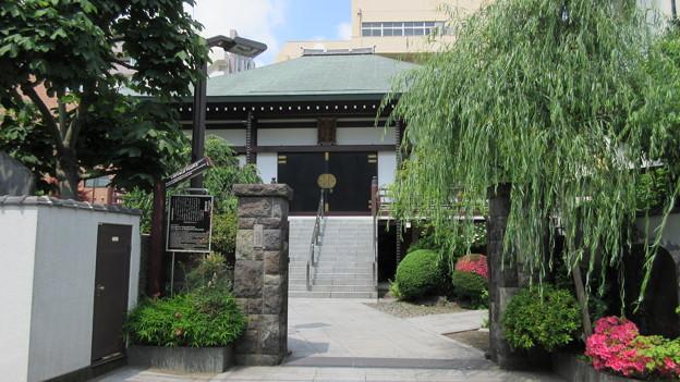 西福寺(台東区蔵前)