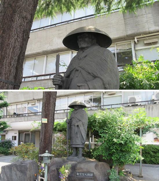 15.05.31.東本願寺(台東区西浅草)親鸞聖人御像