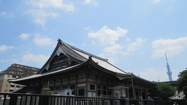 東本願寺(台東区西浅草)本堂