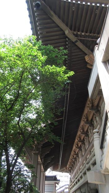 東本願寺(台東区西浅草)