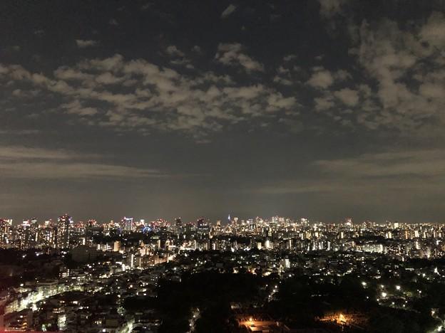 Photos: 20.05.28.荒川区より(東京都)新宿区方向