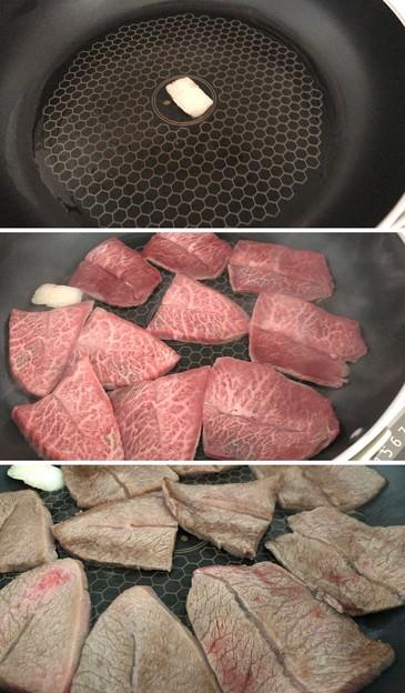 にく……ニク……肉………………!!!