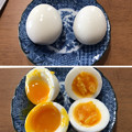 Photos: 名古屋コーチンの卵へ( ̄ρ ̄へ))))) ウヘヘヘヘ 1