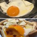 Photos: 名古屋コーチンの卵へ( ̄ρ ̄へ))))) ウヘヘヘヘ 4