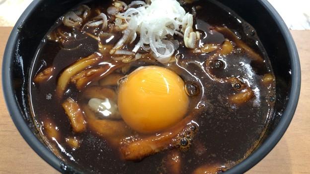 三重県ご当地うどんセット――黒カレー伊勢うどん