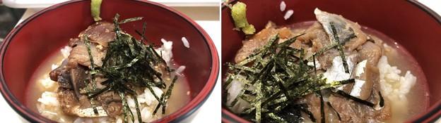 松浦魚介ネタ――茶漬け