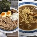 Photos: 青森長尾中華そば + 広島瀬戸のもち豚