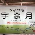 Photos: 黒部峡谷鉄道 宇奈月駅(黒部市)
