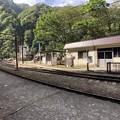 Photos: 黒部峡谷鉄道 猫又駅(黒部市)