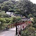 Photos: 黒部峡谷 奥鐘橋(黒部市)