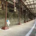 Photos: 黒部峡谷鉄道 鐘釣駅(黒部市)