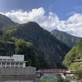 Photos: 黒部峡谷鉄道 黒部川第二発電所(黒部市)
