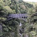 黒部峡谷鉄道 水路橋(黒部市)