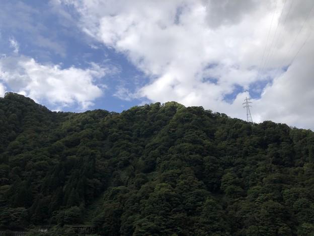 Photos: 黒部峡谷鉄道 平和の像(黒部市)