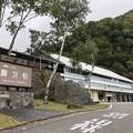 関電トンネル 扇沢駅(長野県大町市)