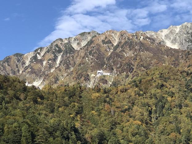 Photos: 黒部ダム展望台より(立山町)