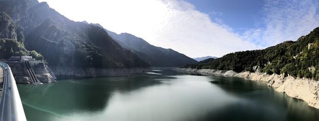 黒部ダム 堰堤(立山町)