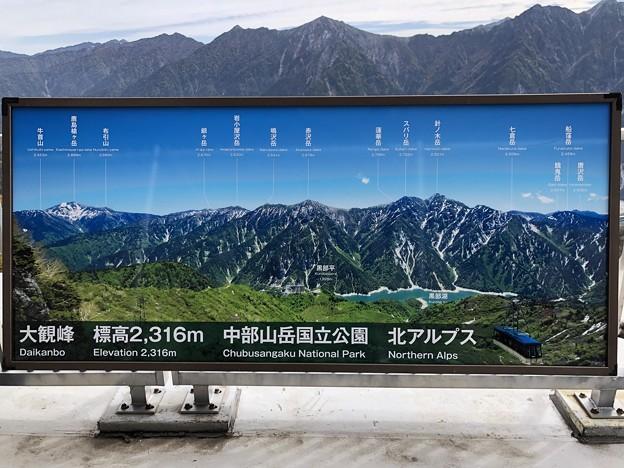 大観峰 雲上テラス(立山町)