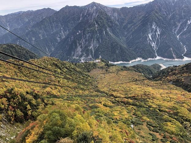 Photos: 立山ロープウェイ 大観峰駅(立山町)