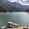 Photos: 黒部湖 遊覧船乗り場(立山町)