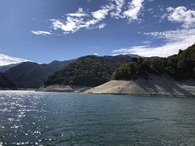 黒部湖クルーズ 遊覧船ガルベ(立山町)