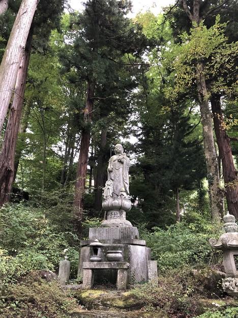 廣澤寺(松本市)水子地蔵