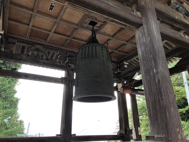 廣澤寺(松本市)鐘楼