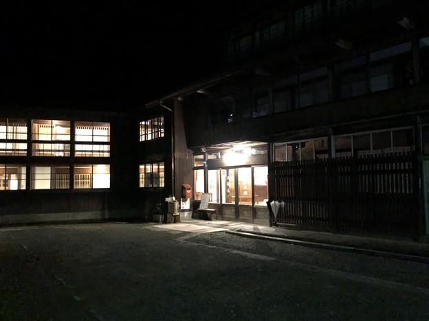 """""""信玄の隠し湯""""小谷温泉""""山田旅館"""""""