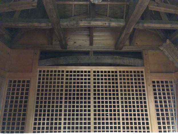 東京・加茂神社(長野市鬼無里)