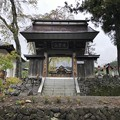 Photos: 松巌寺(長野市鬼無里)山門