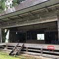 Photos: 十二神社(長野市鬼無里)額殿? 舞殿?