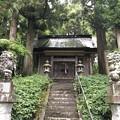 十二神社(長野市鬼無里)拝殿