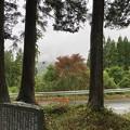 十二神社(長野市鬼無里)眺望……