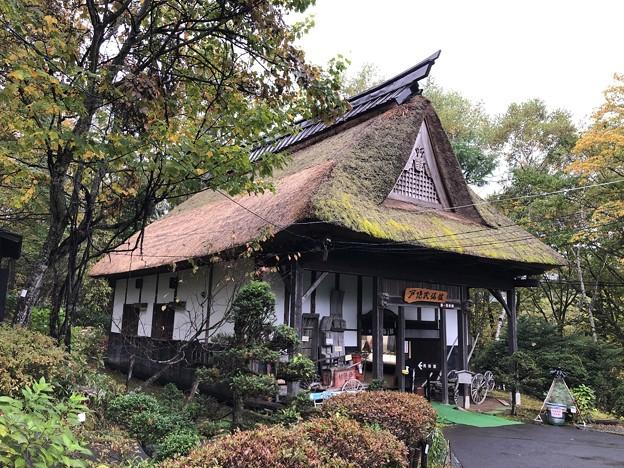 戸隠民俗館(長野市戸隠)