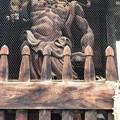 Photos: 善光寺(長野市元善町)仁王門