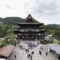 Photos: 善光寺(長野市元善町)山門より