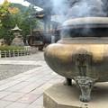 善光寺(長野市元善町)香炉