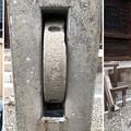 Photos: 善光寺(長野市元善町)経蔵 輪廻塔